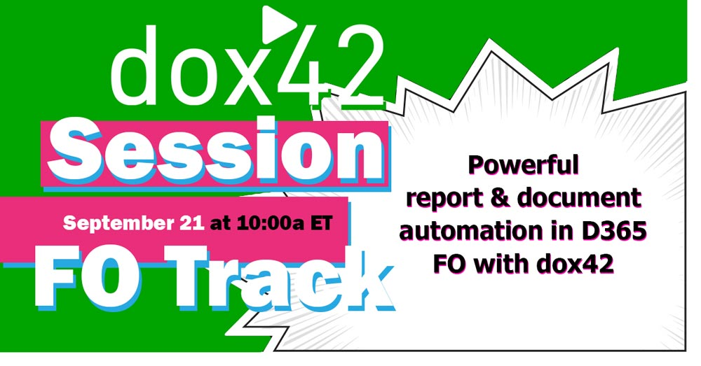dox42 Session FO Track