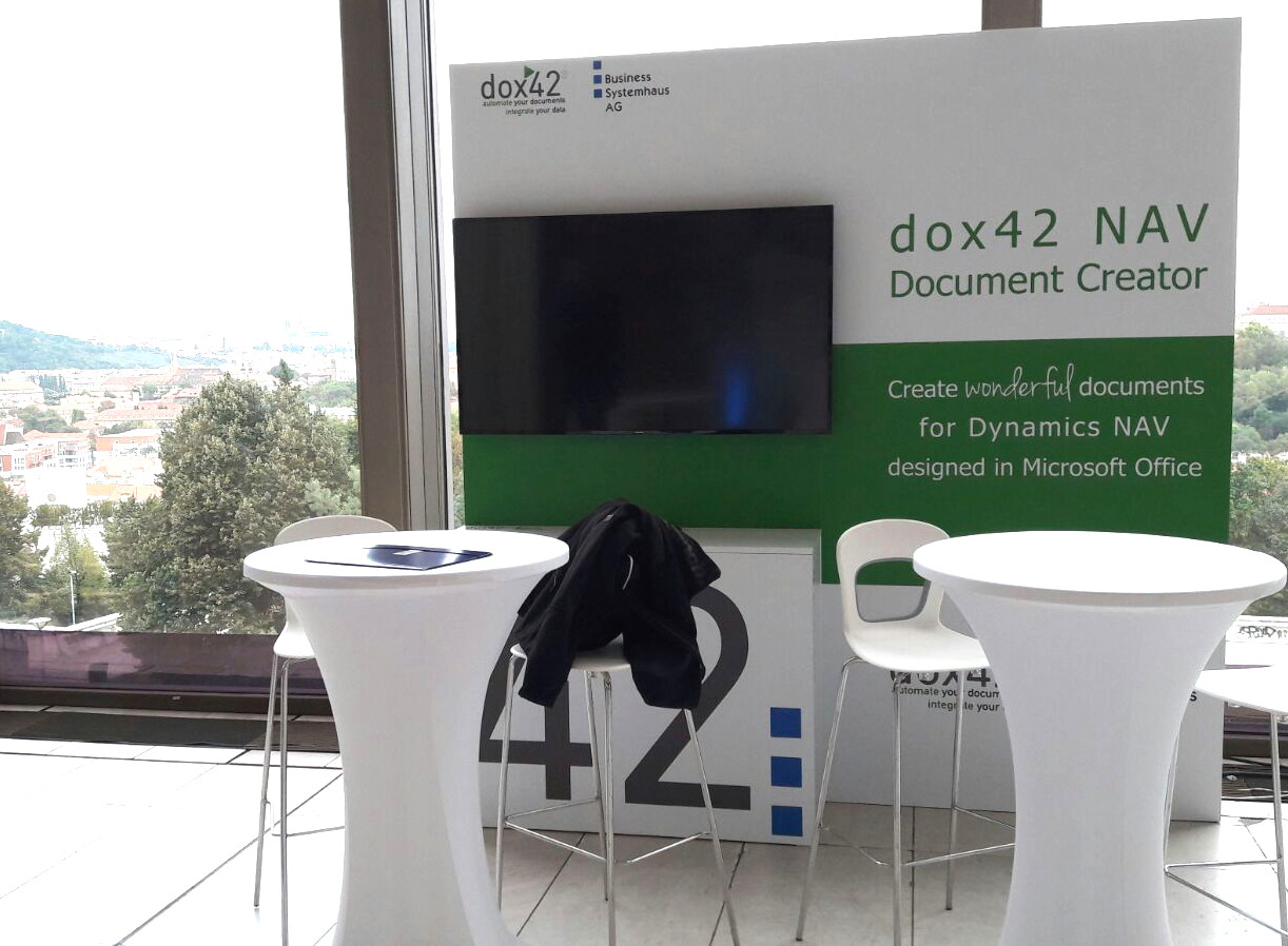 dox42 at ShareConf 2016
