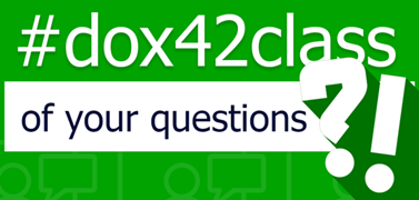 dox42 class of your questions