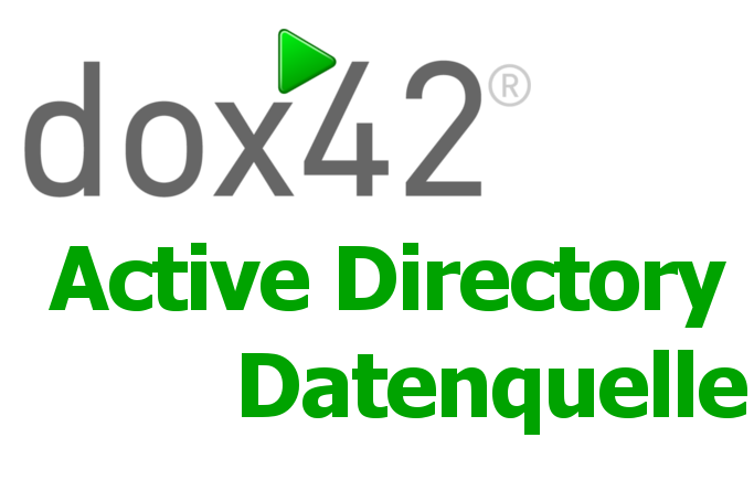 Active Directory Data Source