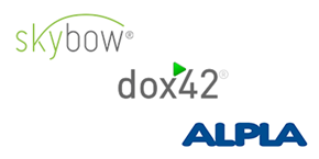 Webinar with Skybow, Alpla and dox42