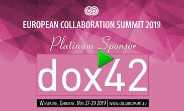 ECS Wiesbaden 2019 with dox42