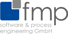 Logo FMP Software and Process