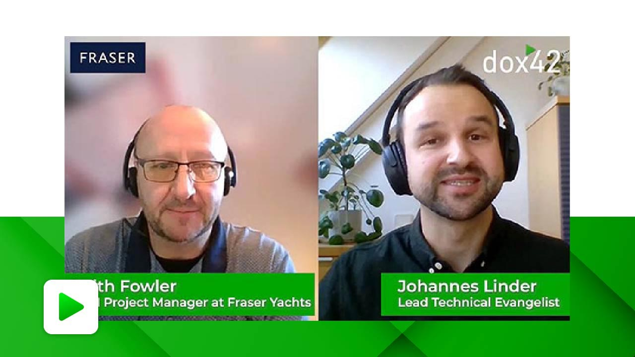 Powerful Document Automation for Dynamics 365, Microsoft 365, Teams, PowerPlatform incl. Customer Case FRASER Yachts