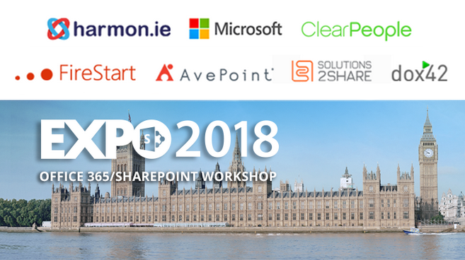 dox42 at Office 365/SharePoint Expo London