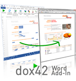 dox42 Word Add-In