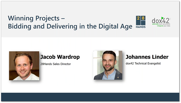 Winning Projects - Bidding and Delivering in the Digital Age