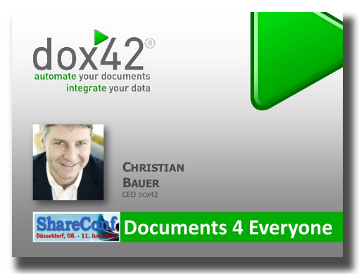 Documents 4 Everyone - Christian Bauer