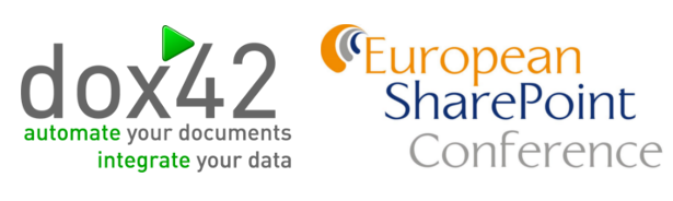 dox42 at the European SharePoint Conference
