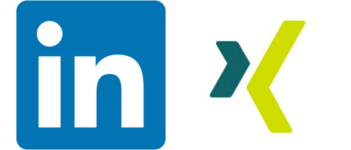 Follow us on LinkedIn and Xing