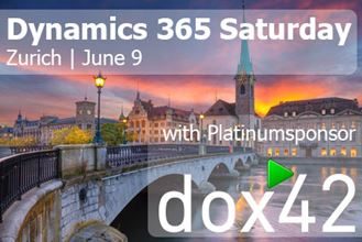 dox42 at D365 Saturday Zurich