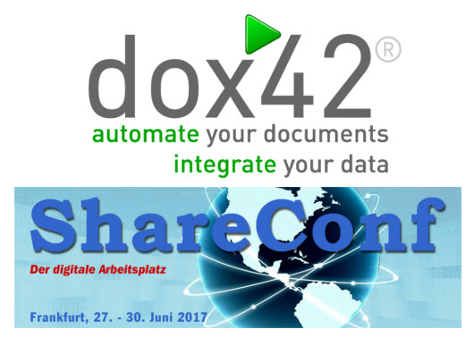 dox42 at ShareConf 2017