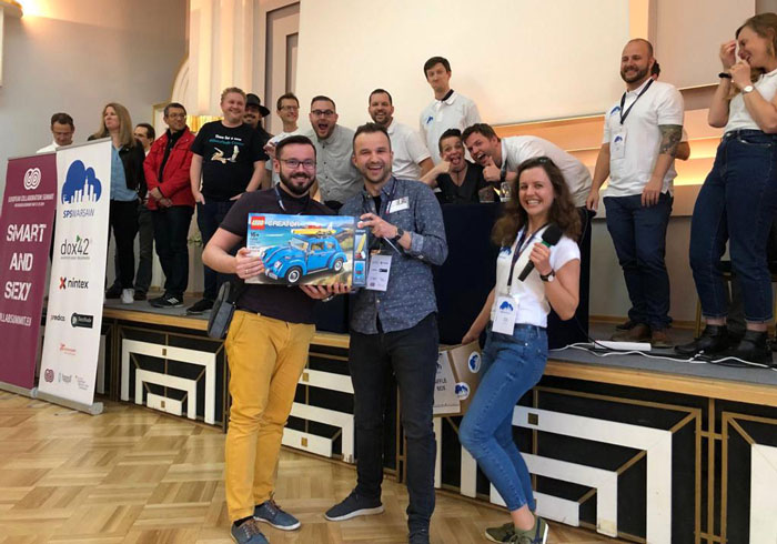 What a fantastic SharePoint Saturday Warsaw it's been. Great event, great community!