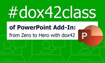 dox42class of PowerPoint Add-In