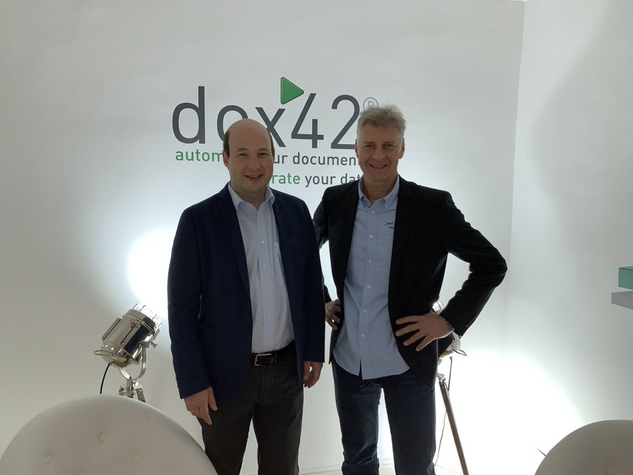 Business Systemhaus AG visited dox42